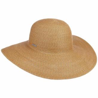 Stetson Fiorella Floppy Hat Women - Sun Summer Beach Spring-Summer - XL (60-61 cm) Apricot