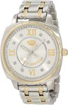 Juicy Couture Women's 1900955 Beau Two Tone Bracelet Watch