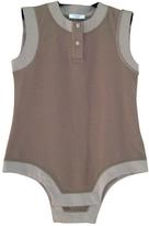 Givenchy Khaki Cotton Top