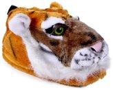 Happy Feet - Orange Tiger - Animal Slippers - XL