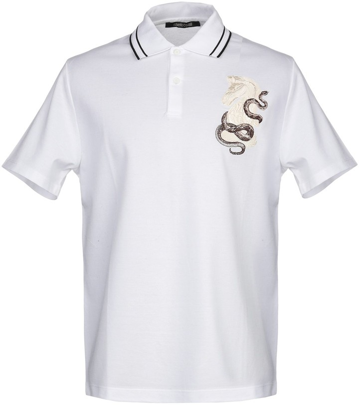 34fb84f5 Roberto Cavalli Men's Polos - ShopStyle