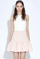 Three Floor Swoon Scallop Dress