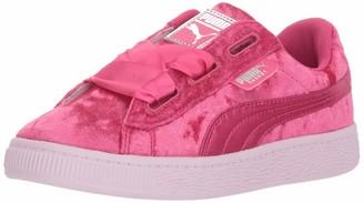 Puma Baby Basket Heart Patent Kids Sneaker