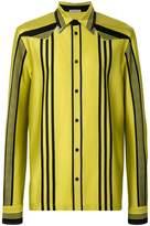 Bottega Veneta Sheen striped shirt