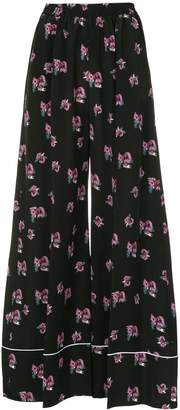 Racil floral print trousers