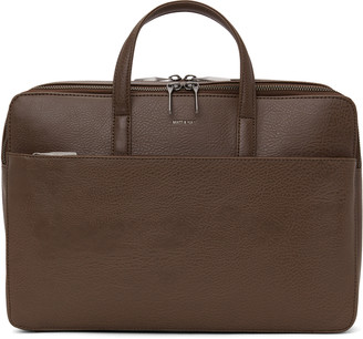 Matt & Nat TOM Briefcase - Chestnut