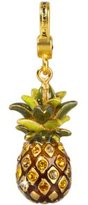 Jay Strongwater Pineapple Charm
