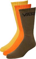 Vans Classic Crew 3 Pack Socks 9-13