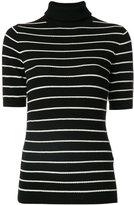 Steffen Schraut striped sweatshirt - women - Nylon/Polyester/Viscose/Cashmere - 34