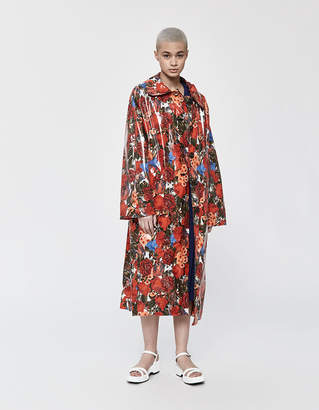 Marni Floral Duster Coat