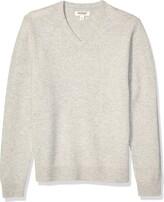 Brand Goodthreads Mens Soft Cotton Multi-color Striped Crewneck jumper Pullover jumper