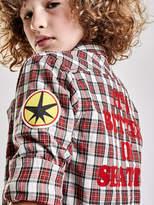 KIDS Diesel Shirts 0TALK - Red - 10Y