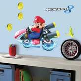 York Wall Coverings York Wallcoverings Mario Kart 8 Peel-and-Stick Giant Wall Decals (Set of 7)