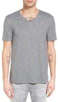 John Varvatos Men's V-Neck T-Shirt