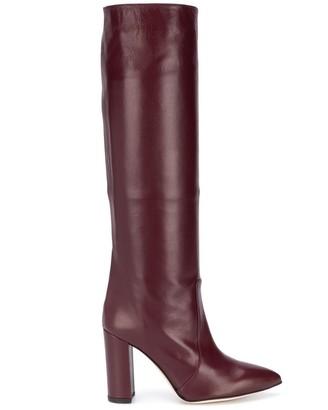 Paris Texas Knee-High High Heel Boots