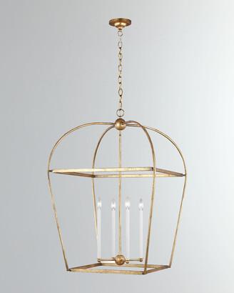 Camilla And Marc By Chapman And Myers Stonington 4-Light Lantern