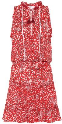 Poupette St Barth Exclusive to Mytheresa Clara printed minidress