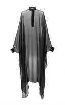 Veronique Branquinho Sheer Caftan Dress