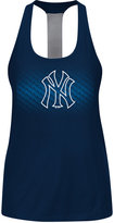 Majestic Women's New York Yankees Respect Training Tank Top