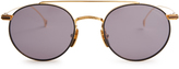 Dita Eyewear Journey gold-plated sunglasses