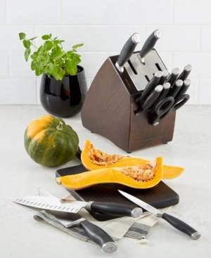 Calphalon Contemporary SharpIN Self Sharpening 15-Pc. Cutlery Set
