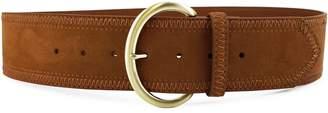 Fashion Focus C-Shaped Buckle Belt