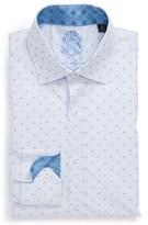 English Laundry Trim Fit Dress Shirt