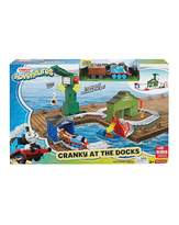 Fisher-Price Thomas & Friends Cranky at the Docks