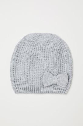 H&M Glittery hat