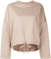 ASTRAET drawstring sweatshirt