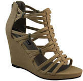Michael Antonio Answer Womens Wedge Sandals