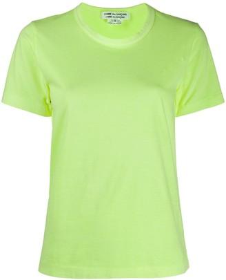 Comme des Garçons Comme des Garçons boxy-fiy T-shirt