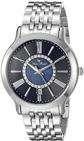 Lucien Piccard Women's LP-40004-33 Sofia Analog Display Quartz Silver Watch