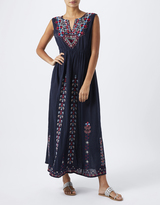 Monsoon Felicity Embroidered Maxi Dress