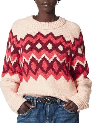 Joie Nataly Tonal Knit Sweater
