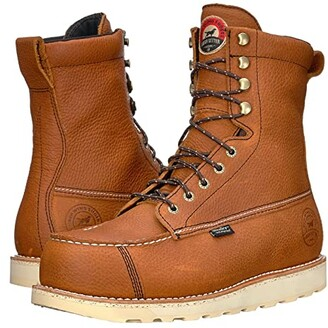 Irish Setter Wingshooter Safety Toe 83832 (Brown) Men's Work Boots