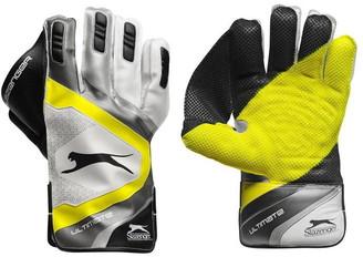 Slazenger Ultimate Flex Wicket Keeper Gloves Youths