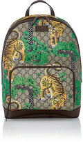 Gucci Men's Bengal-Print GG Supreme Backpack