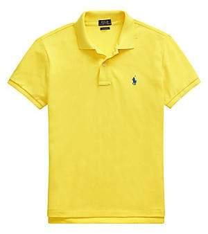 Polo Ralph Lauren Women's Classic-Fit Polo Shirt