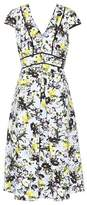Erdem Fabianna floral-printed dress