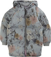 Molo Hermione hooded quilted jacket 4-14 years