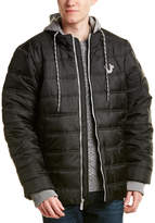 True Religion Puffer Jacket