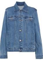 A.P.C. Blouson Brandy Faded Denim Jacket