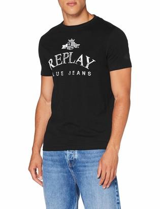Replay Men's M3141 .000.23046p T-Shirt