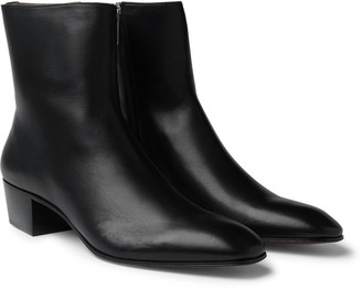 Christian Louboutin Jolly Leather Boots