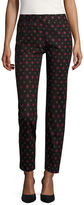 Liz Claiborne Novelty Emma Ankle Pants
