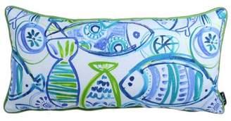 Barba Highland Dunes Outdoor Lumbar Pillow Highland Dunes
