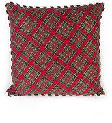 Mackenzie Childs MacKenzie-Childs Holiday Tartan Pillow
