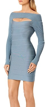 Herve Leger Bandage Bodycon Dress