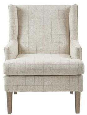 Martha Stewart Decker Wingback Chair
